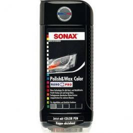 SONAX Polish & Wax COLOR černá, 500ml