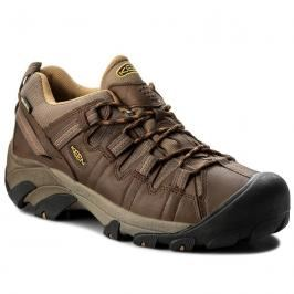 Keen Targhee II WP Man Keen, 9.5 UK cascade brown/brown sugar  0 B