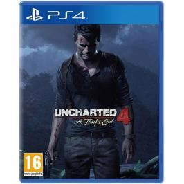 recenze Sony PlayStation 4 Uncharted 4: A Thief's End (PS719454717) a informace