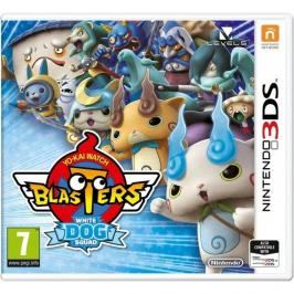 Nintendo 3DS YO-KAI WATCH Blasters White Dog (NI3S91540)
