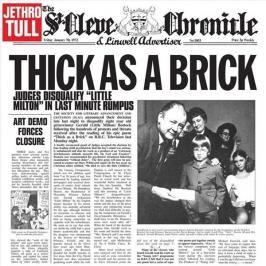 LP Jethro Tull: Thick as a Brick