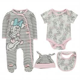 Disney 4 Piece Romper Set Babies
