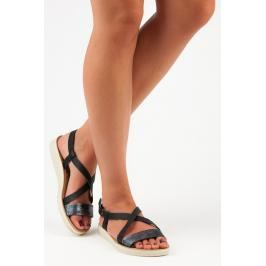 FLAT SANDALS WITH CLIP VINCEZA