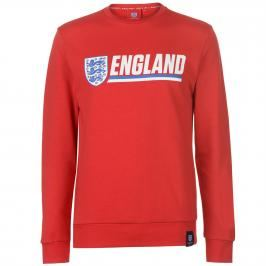 FA England 2 Stripe Sweatshirt Mens