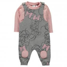 Disney Two Piece Dungaree Set Babies