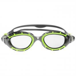 Zoggs Flex Titanium Reactor Swimming Goggles Mens
